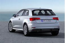 Facelifted Audi A3 Revealed New Tech Kit And Engines By