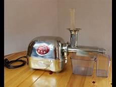 extracteur de jus et centrifugeuse extracteur de jus 5500 pr 233 sentation compl 232 te par extracteurdejus