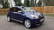 2015 Vw Club Up 5 Door 75ps In Blueberry Blue Low