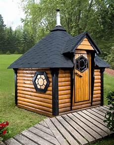 Sauna D Ext 233 Rieur Finlandais Avec Vestiaire Ce Kota 9 2m2