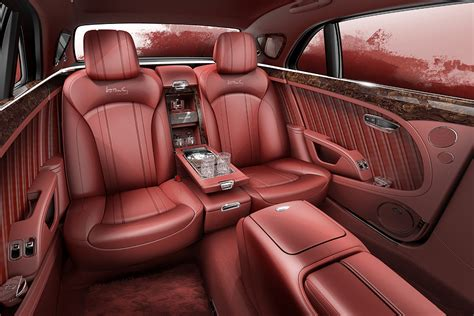 2019 Bentley Mulsanne W.o. 100th Anniversary Edition