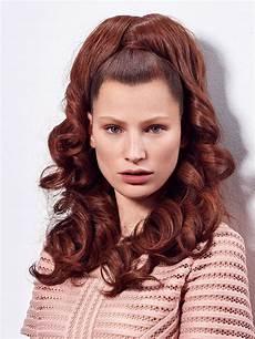 Lange Haare Frisuren - lange lockige haare damen friseur
