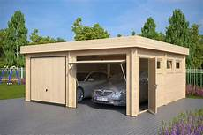 Modern Wooden Garage F With Up And Doors
