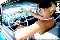 Pinup Erika  Texas Timebomb King Of Clubs Car Show Flickr