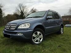 mercedes ml 270 cdi special edition 2005 bargain must sell
