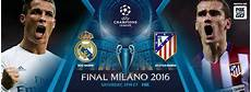 Chions League Between Real Madrid And Atletico