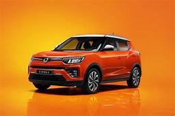 Ssangyong Tivoli 2019 Model Year Revealed  Autocar India