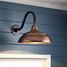 howe outdoor entrance wall sconce natural copper outdoor lighting lighting