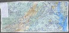Virginia Aeronautical Chart Vintage 1981 82 Virginia Washington Dc Aeronautical
