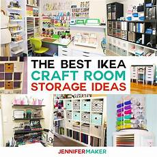 the best ikea craft room storage shelves ideas