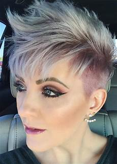 rad short undercut hairstyles 2018 for women fashionre