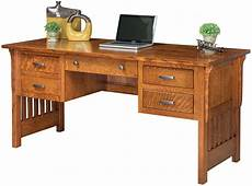 mission style home office furniture dupont mission style office desk countryside amish furniture
