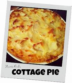 cottage pie basic recipe owl cottage pie recipe