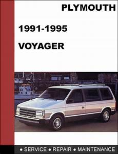 small engine repair manuals free download 1993 plymouth grand voyager parking system plymouth voyager 1991 1995 factory service workshop repair manual tradebit