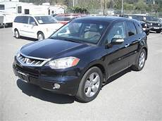 2007 acura rdx turbo awd w technology package outside