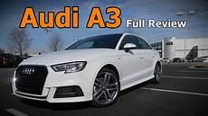 a3 all in one 2017 audi a3 sedan review premium premium plus