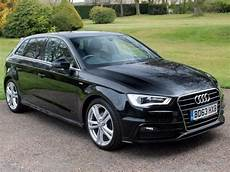 Audi A3 2 0tdi 150ps S Line Sportback 2013 63 In