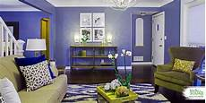 is blue the best paint color to boost your home s resale value brown and blue living room