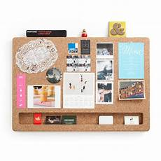 memo board corkframe memo board landscape red candy