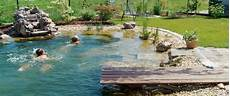 Badeteich Im Eigenen Garten Schwimmteiche Als Privater