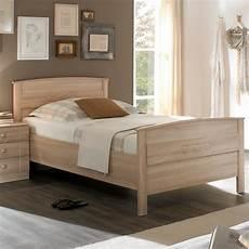 bett einzelbett bett curanum einzelbett seniorenbett in eiche sonoma