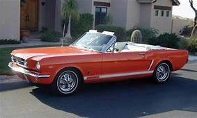 1965 Mustang Red White  Google Search