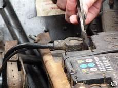 Monter Un Coupe Batterie A Robinet Classic Auto Elec