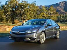 2019 honda clarity in hybrid phev road test and