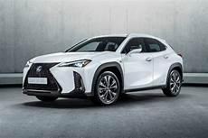 Lexus Ux Suv Details Revealed Carbuyer