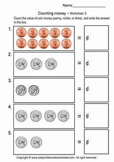 learning to count money worksheets printable 2724 counting pennies nickels dimes kindergarten pennies and money