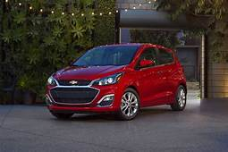 2019 Chevy Spark Gets A Facelift Stays Activ  Roadshow
