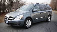 2008 Hyundai Entourage Gls by 2008 Hyundai Entourage Gls V6 Review