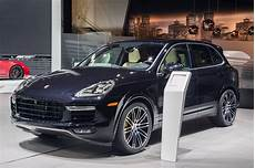 Porsche Cayenne Turbo S Official Specs Pictures