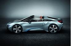 bmw i8 concept spyder new bmw i8 spyder concept set for ces debut autocar