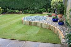 houghton gardens landscaping in west sussex simple design for a rear garden