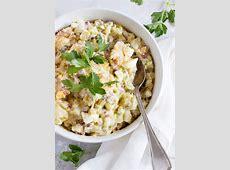 classic creamy potato salad image
