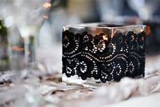 black lace vase cute for any event bridal shower ideas in 2019 black white wedding theme