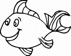 fish coloring pages for preschool and kindergarten
