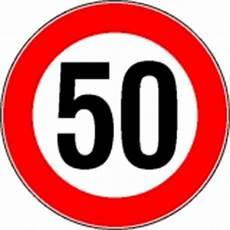sie fahren 50 kmh upps shop verkehrszeichen 50 km h vorschriftszeichen verkehrsschilder schilder