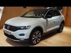 Vw T Roc Volkswagen Sport Vs Style 4motion Kurkumagelb