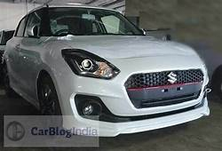 2018 Maruti Swift RS India Launch Date Price