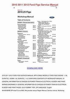 free online car repair manuals download 2010 ford e250 interior lighting 2010 2011 2012 ford figo service manual by julianehobbs7 issuu