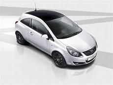 Opel Corsa Quot Color Edition Quot 3 Door D 2009