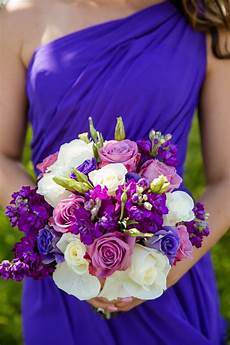 purple grey spring wedding at the waterview purple and blue wedding colors spring wedding