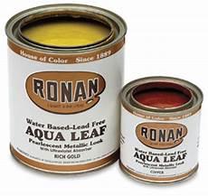 ronan aquacote metallic bulletin enamels blick art materials