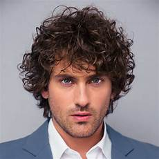 Mens Hairstyle Curly