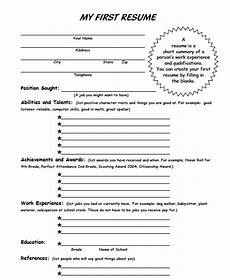 resume worksheets for highschool students cover letter sles cover letter sles