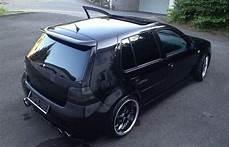 Black Volkswagen Golf Mk Iv Gti Kristian Kala Vw Golf