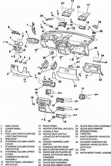 electric power steering 1999 mitsubishi challenger instrument cluster repair guides heater core removal installation autozone com