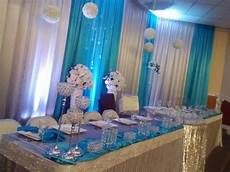 malibu blue and silver wedding decorations silver and malibu wedding decorations white wedding decorations blue wedding centerpieces